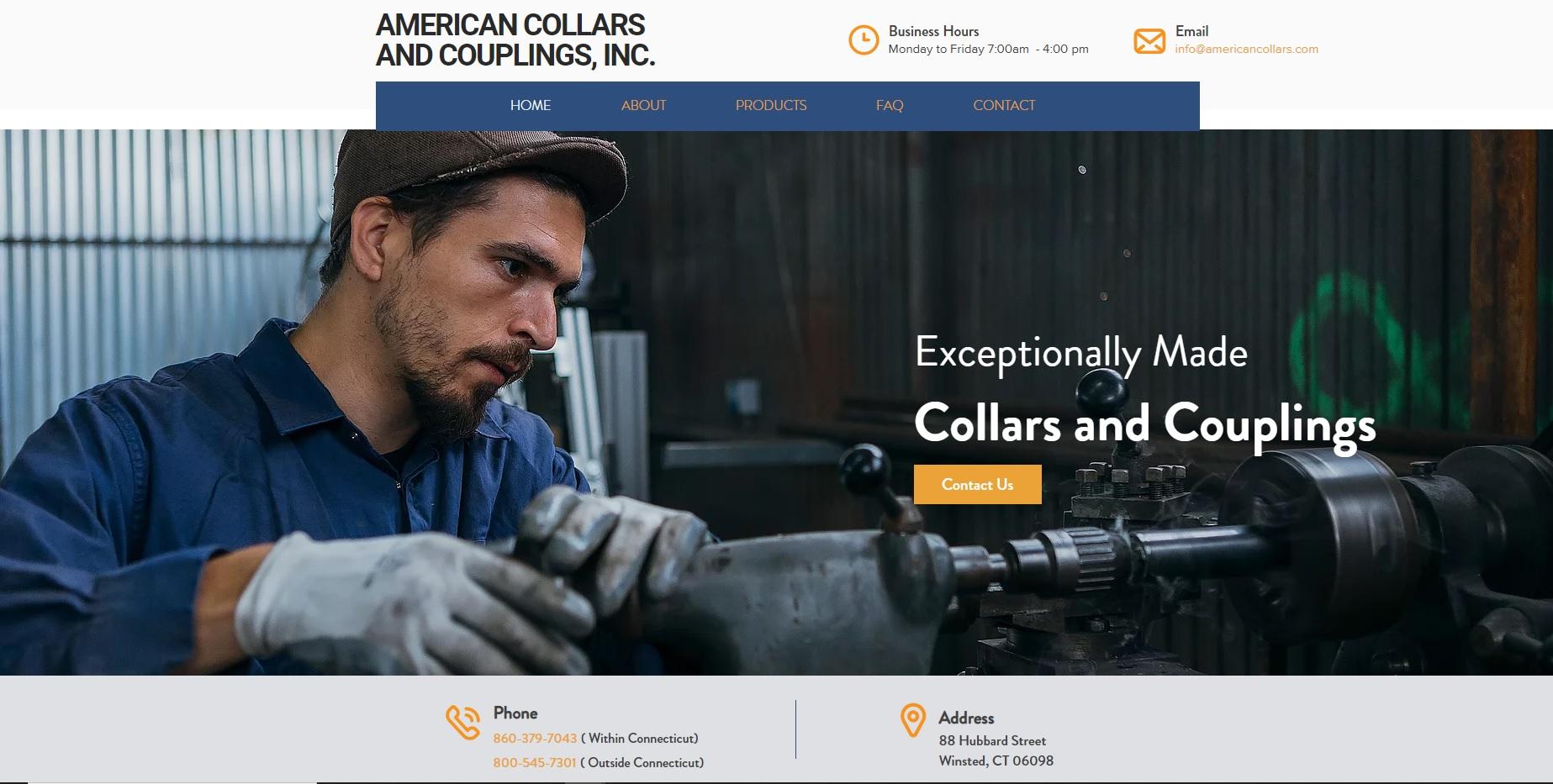 American Collars and Couplings, Inc.