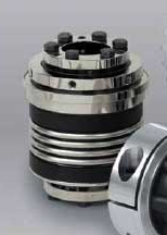 Flange Mount Bellows Coupling