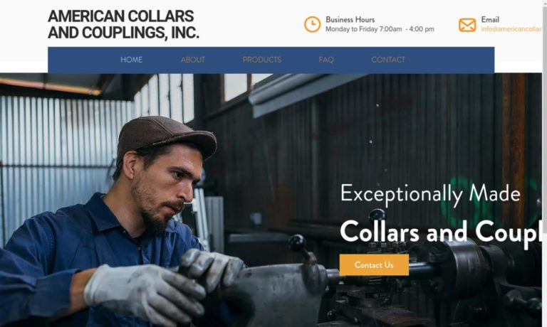 American Collars and Couplings, Inc.