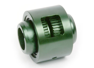 Continuous Flanged Sleeve Coupling