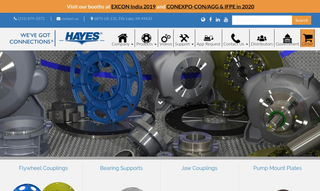Hayes Manufacturing, Inc.