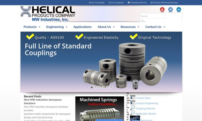 Helical Products Company, Inc.