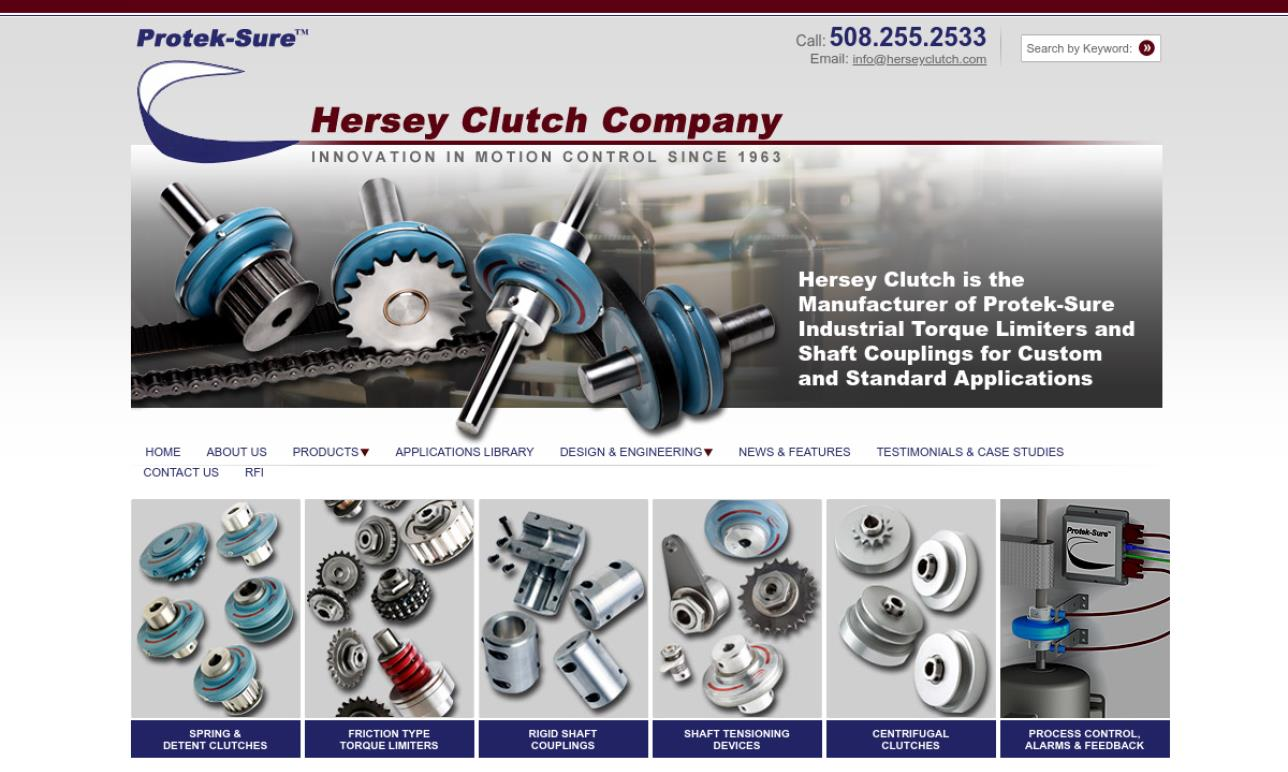 Hersey Clutch Company