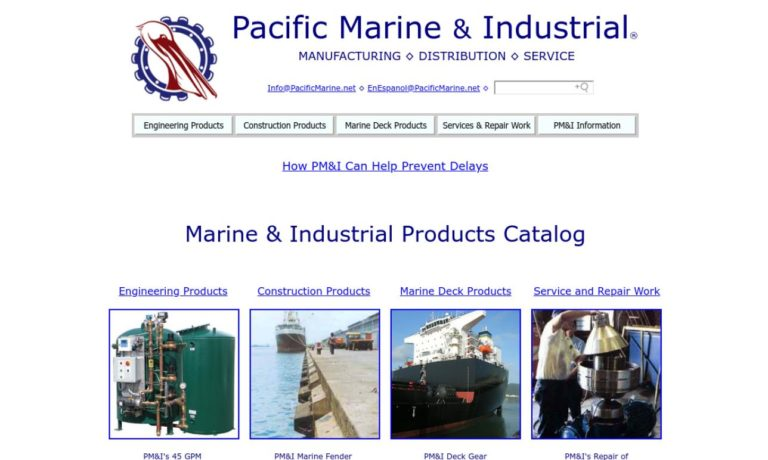 Pacific Marine & Industrial