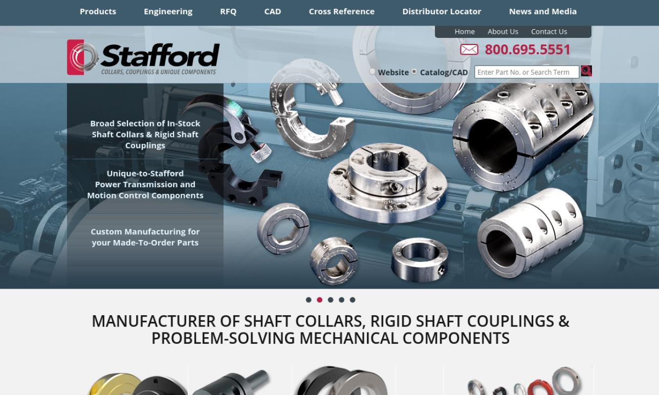Stafford Manufacturing Corp.