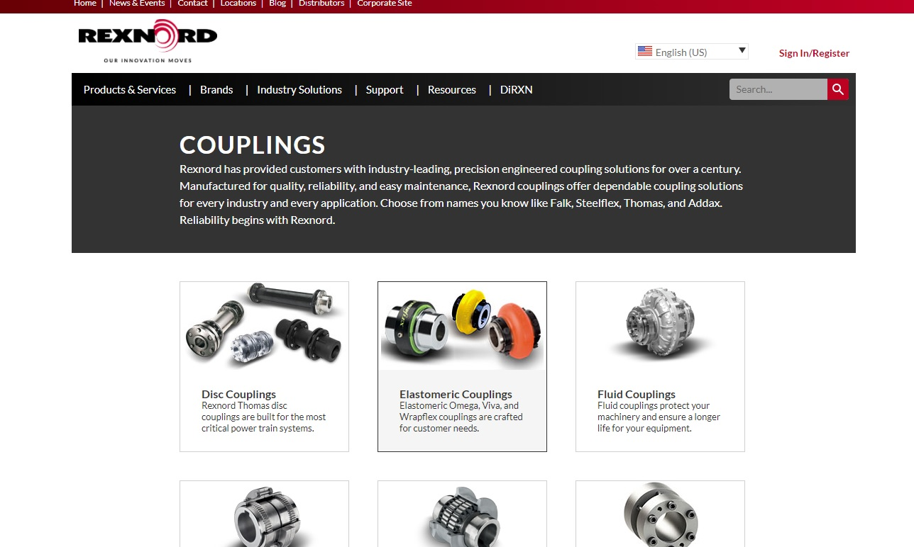 Rexnord Coupling Division